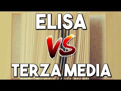 ELISA vs TERZA MEDIA ► TEST di GRAMMATICA e CULTURA GENERALE