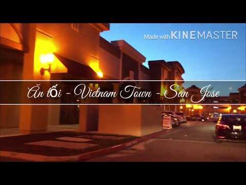 Phở Hà Nội-trà sữa cuối tuần- Vietnam Town- San Jose-California Vlog #10