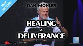 Dan Mohler - Healing & Deliverance @ Power & Love North Carolina - 4