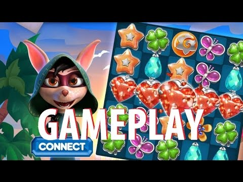 Diamond Story: Jewelry Quest (By Bitflash) Gameplay iOS Video