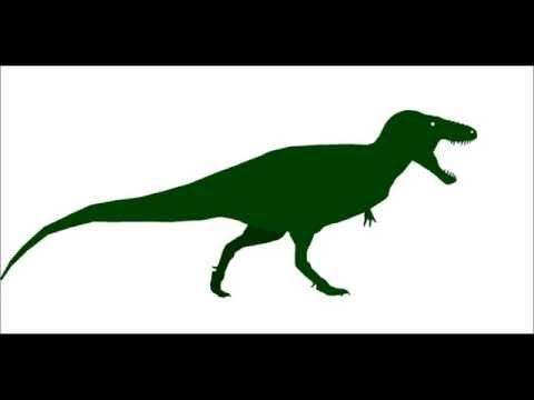 PPBA Acrocanthosaurus vs Tyrannosaurus