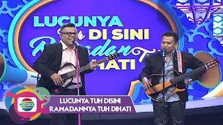 Download Video Bagaiamana Kalau 2 Komika jagoan Gitar Abdel dan Mudy Taylor Battle? MP3 3GP MP4