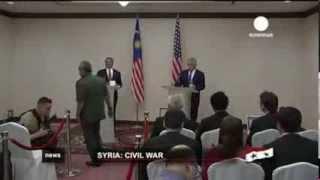 Информационная война США и Евросоюза о применении химического оружия в Сирии