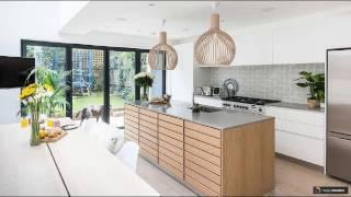 видео Красивая кухня в скандинавском стиле. Фото лучшие идеи
