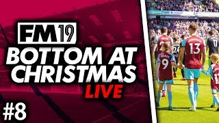 Football Manager 2019 | Burnley Live #8: Series Finale #FM19