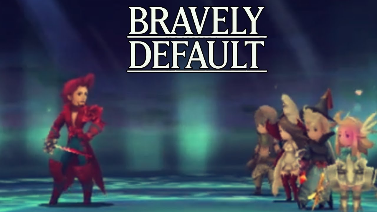 Bravely Default - Job and Class Combo Guide ~ The MetaGame ...