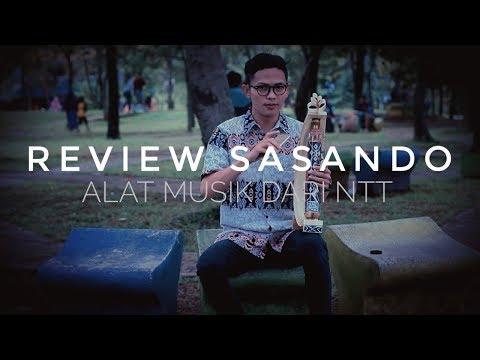 Review Sasando Alat Musik dari NTT by Adi