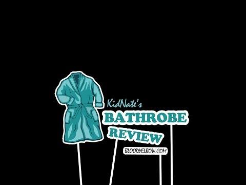 UFC 173: Bathrobe Review