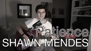 Shawn Mendes - Patience (cover) | Pedro Rivas