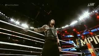 WWE Roman reigns song in Punjabi jatt fattey chak by amrit maan
