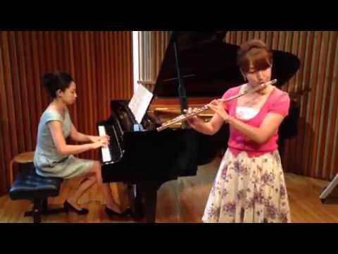 熊蜂の飛行をピアノとフルートで 稲葉瑠奈&大塚茜