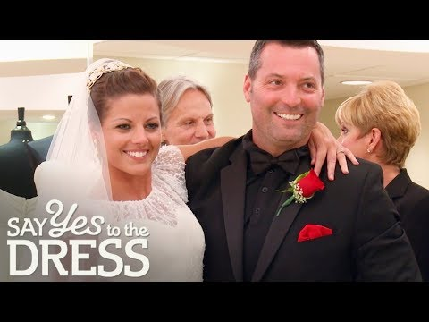 🔴Recovering Bride Finds The Dreamiest Princess Dress Ever | Say Yes To The Dress Atlanta