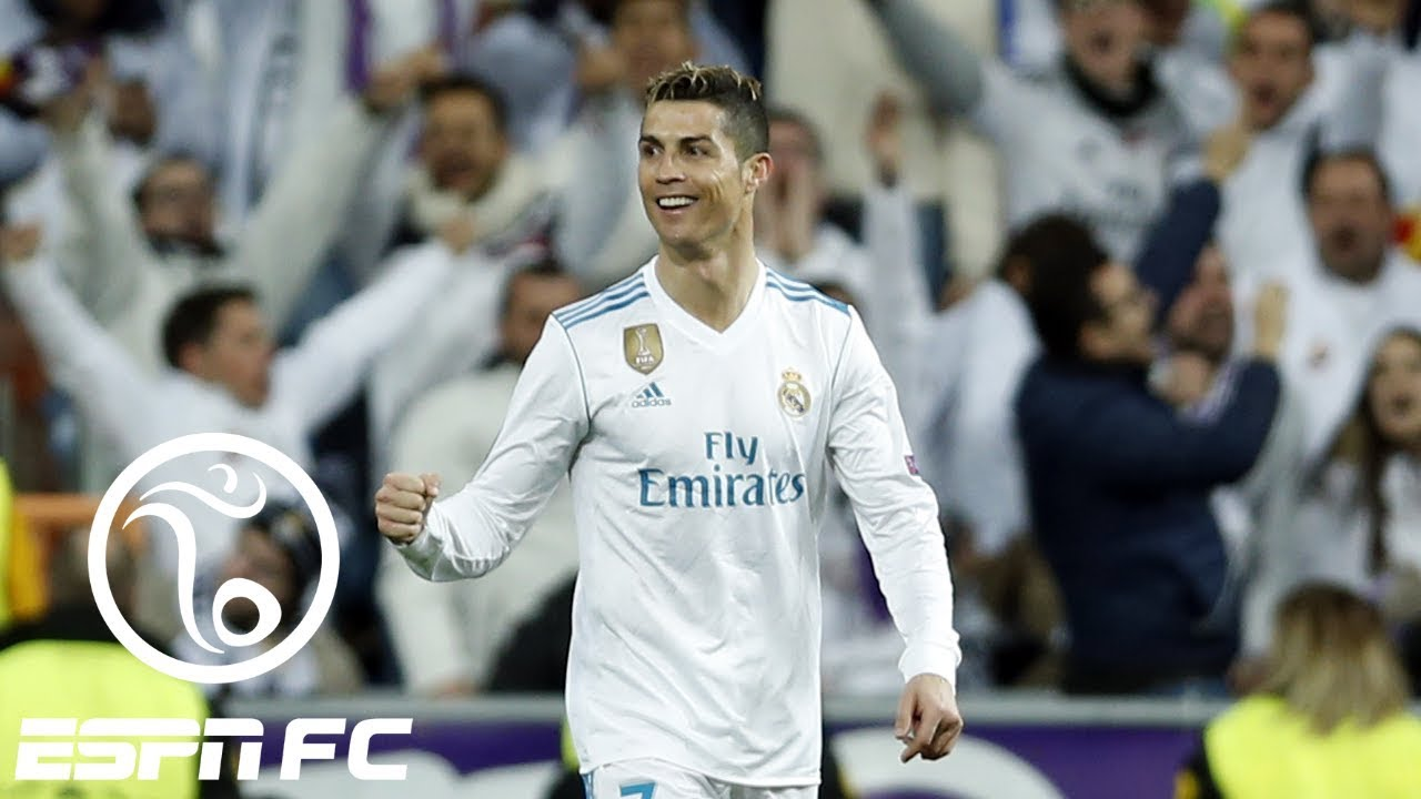 Real Madrid stuns PSG with 3-1 Champions League victory behind Cristiano Ronaldo's brace | ESPN FC