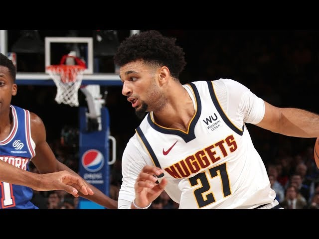 Denver Nuggets vs New York Knicks Full Game Highlights | December 5, 2019-20 NBA Season