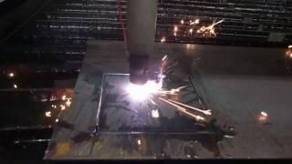 Slow Mo CNC Plasma Cutter
