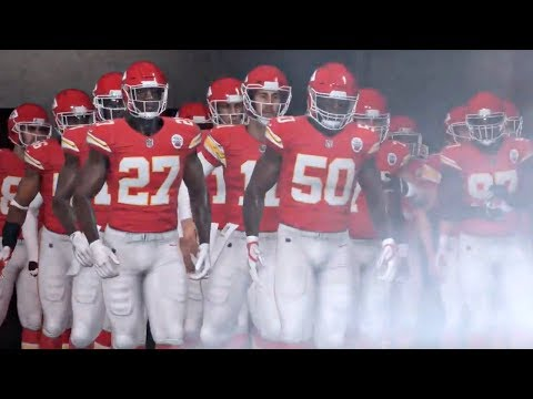 Madden NFL 18 Gameplay | Broncos vs Chiefs Monday Night Football Week 8
