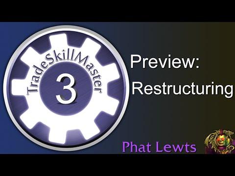 TradeSkillMaster 3 Preview: Restructuring
