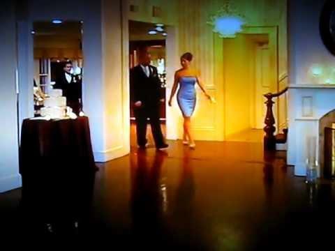 Wedding Reception Entry Funny Bridal Party