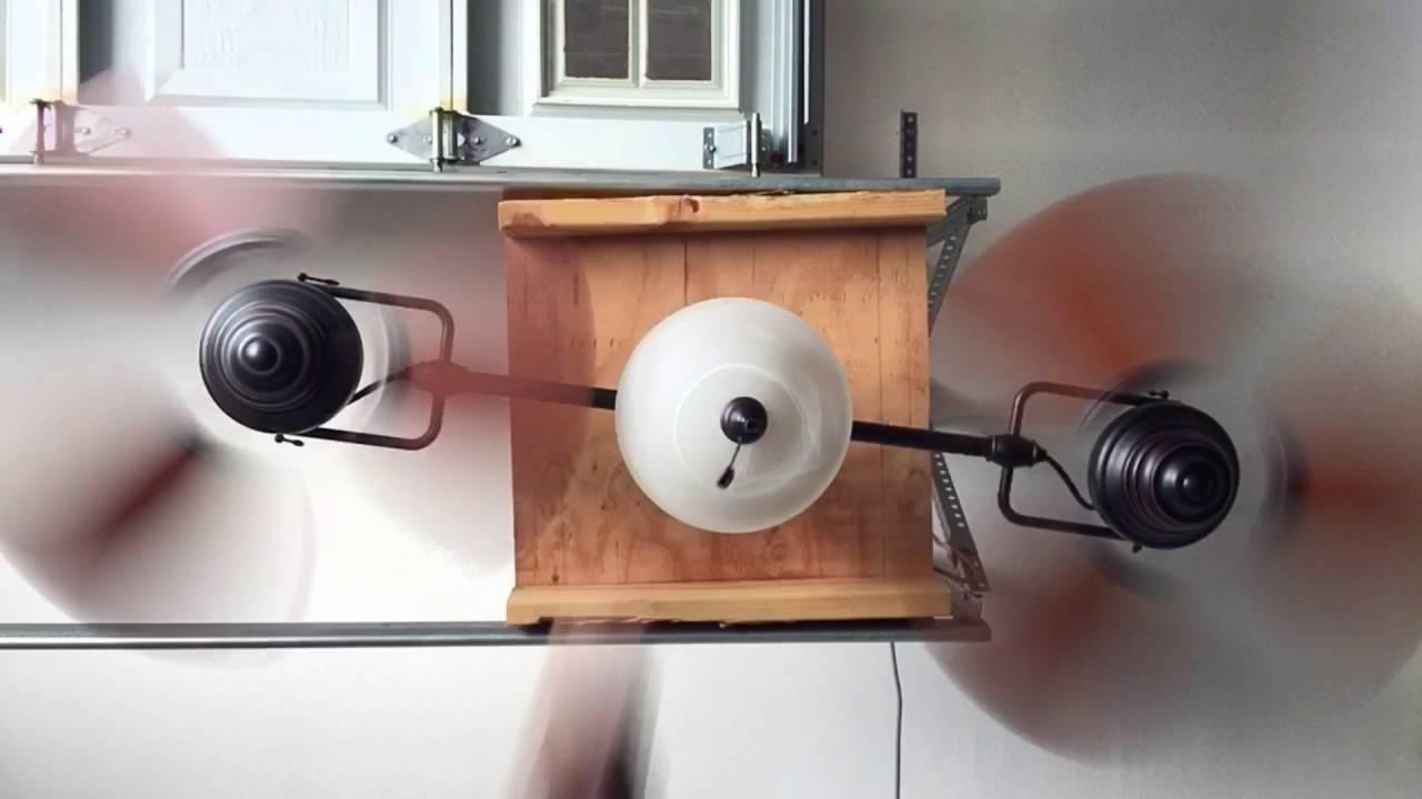 74 Allen Roth Twin Breeze 2 Ceiling Fan 1080p Remake
