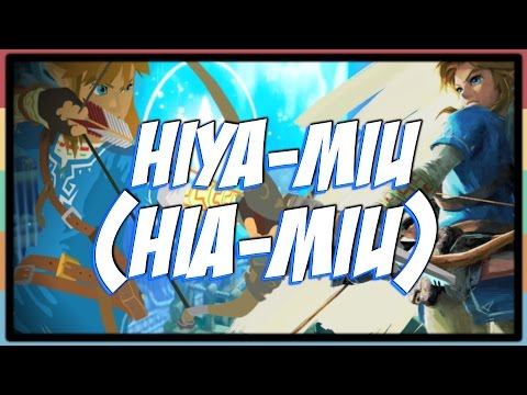 Zelda BOTW : Hiya Miu Schrein (Hia Miu Shrine)