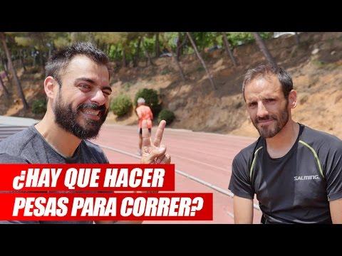 Running: ¿Es necesario hacer pesas?