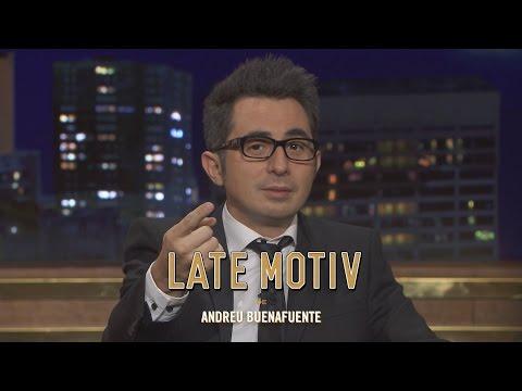 LATE MOTIV - Berto Romero. Dios, Too Much Make Up Y Unas Letrillas De Más | #LateMotiv160