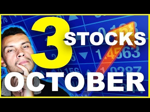 TOP STOCKS TO BUY THIS OCTOBER 2019