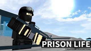 Roblox prison life hiding spots and glitch.
