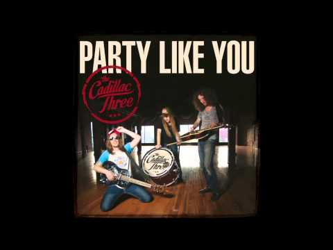 """The Cadillac Three Announce Their New Single """"Party Like You"""""""