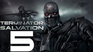 Terminator Salvation Walkthrough 60FPS HD - Chapter 6: Into the Wild & 7: Angie - Part 5