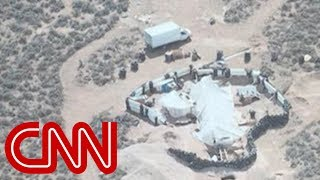 11 children rescued from New Mexico compound
