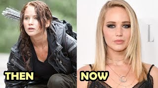 The Hunger Games (2012) Cast: Then And Now 2019