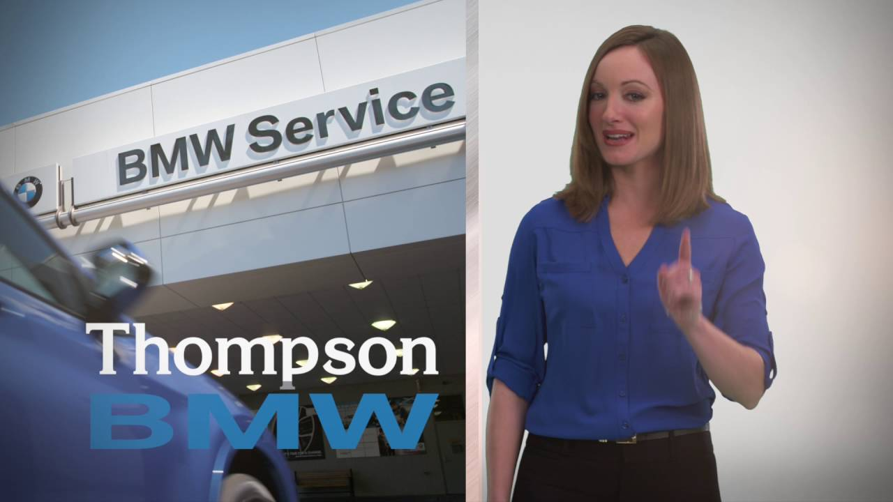 Thompson BMW  May 2016 Ad  YouTube