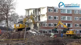 Sloop flats Rabenhauptstraat Assen