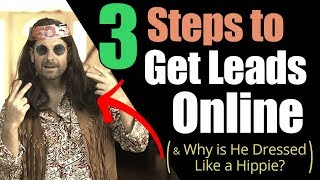 3 Steps to Generate Leads Online - Is Your Lead Generation Process Outdated?