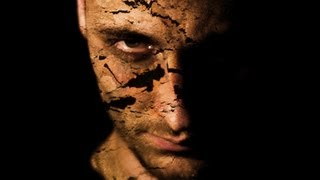 Photoshop Tutorial: Cracked Face Photo Manipulation Effect