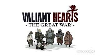 Valiant Hearts прохождение№7 Подземная война, побег из лагеря военнопленных