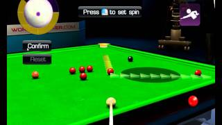 WSC Real 09 PC Gameplay (147 Break)
