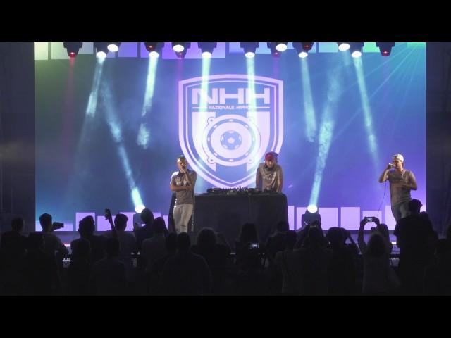 Bomber de Il Pagante HitparAid 21 luglio 2017 Nazionale Hip Hop