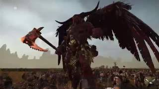 BLOODTHIRSTER OF KHORNE vs 4,500 Marauders - Warhammer Mod Review