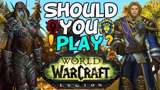 world of warcraft legion review is it worth playing