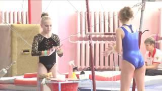 Чемпионат и первенство области по спортивной гимнастике