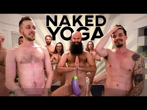 We Tried Naked Yoga for the First Time