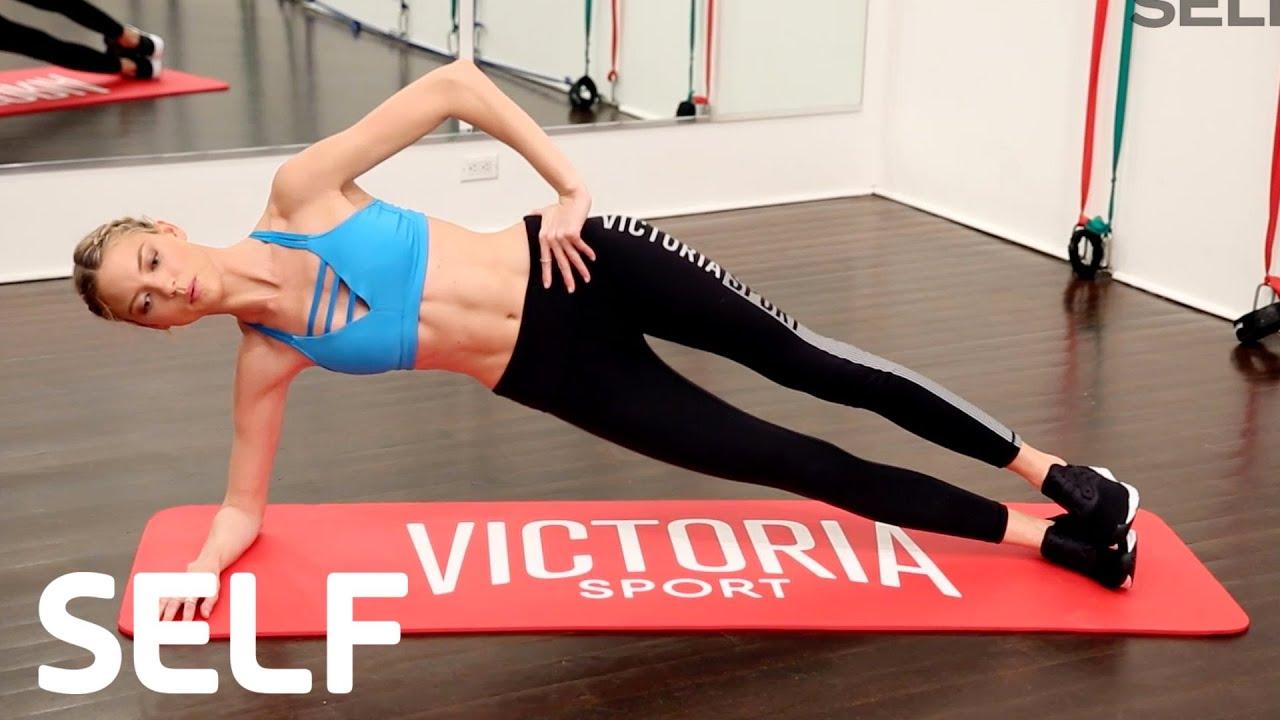 Wiggles Exercise Victorias Secret Victoria's Secret Ange...
