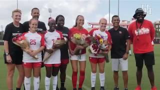 Houston Soccer vs Tulsa (2-0) Senior Game