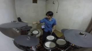 Download Video Andra & The Backbone - Dengarkan aku Drum Cover. MP3 3GP MP4