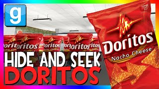 Garry's Mod   ULTIMATE DORITOS HIDE AND SEEK   Gmod Doritos Mini-Game (Doritos Playermodel)