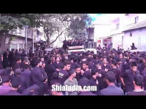 2 Safar Juloos of Anjuman e Masoomeen Jhula e Ali Asghar 1437 2015 16