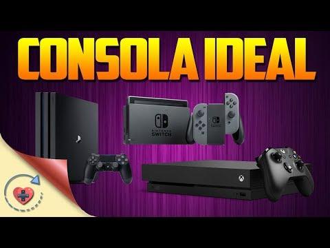 Cosas de Gamers - ¿ Cómo Elegir tu Consola Ideal ?