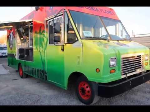 California Flame by EPTX Custom Food Trucks